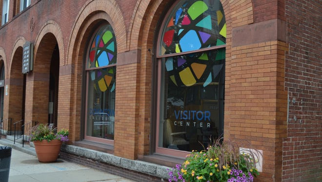 The new Downtown Visitor Center in Salisbury will open with a ribbon cutting on Friday, Aug. 19.