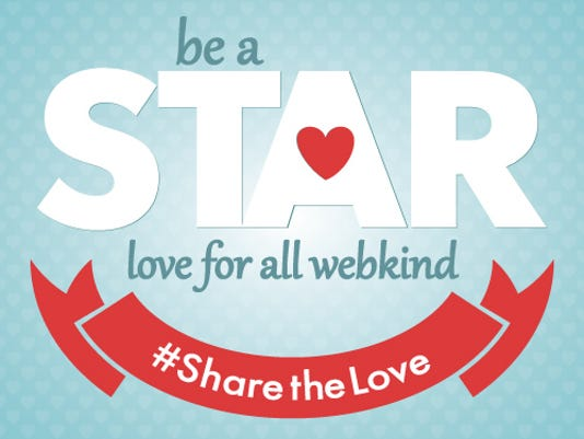 #ShareTheLove