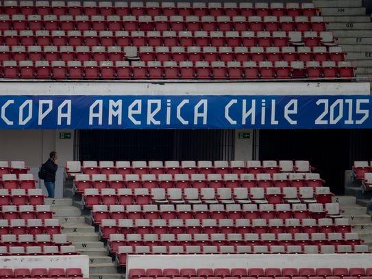 El Estadio Nacional de Chile será la sede de apertura