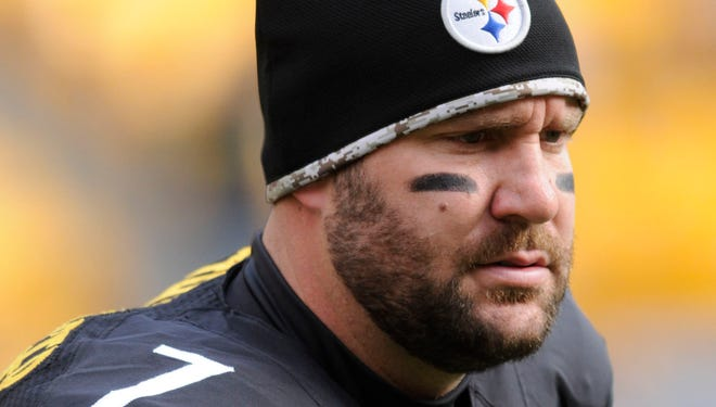 Ben Roethlisberger and the Steelers are 4-6 after start 0-4.