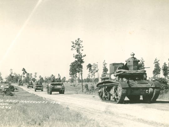 The M2A2/A3 Combat Car was the forerunner of the Army's first tank.  Although not battle worthy by 1941, it allowed commanders to test armored warfare doctrine and combined arms concepts in the field.
