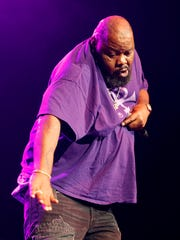 Biz Markie performs as part of the I Love the 90's