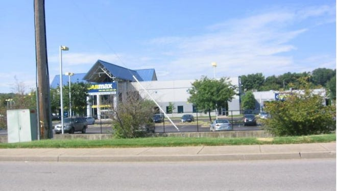 The CarMax used car dealership site on Powell Avenue has a new owner.
