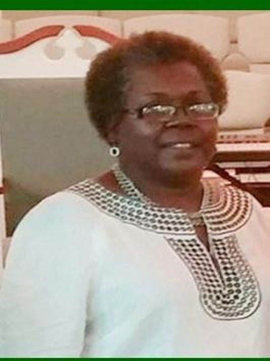 Rev. Dr. Betty Clark