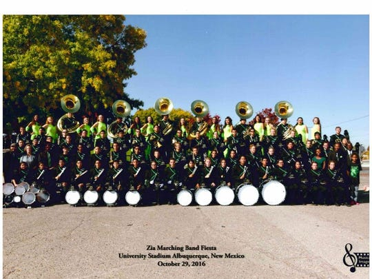 Southwest New Mexico high school marching bands gear up for