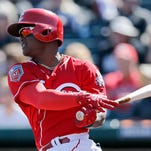 Cincinnati Reds are in tough spot with Dilson Herrera because his injury has kept him from playing defense