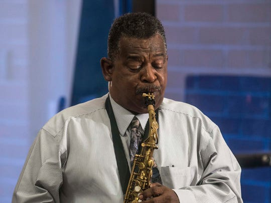 Coleman Woodson Jr. will perform with his Coleman Woodson Jr. on Saturday at the City of St. Jude in west Montgomery.