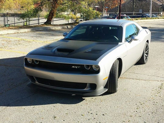 Price tags for the Hellcat start at $59,995. Our test