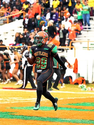FAMU plays Del. State this weekend.