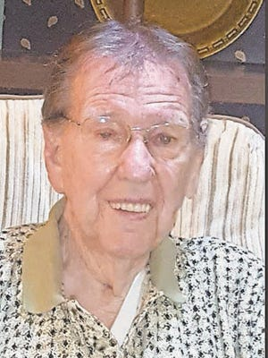 Clyde Reed 100th Birthday