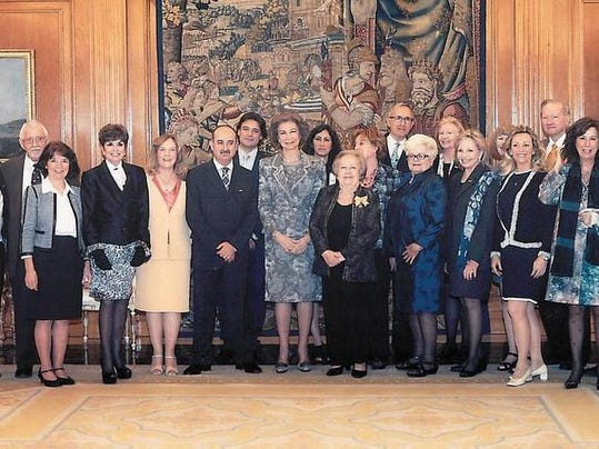 -Spanish delegation 1.jpg_20140407.jpg