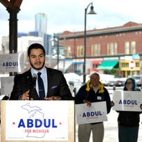Dr. Abdul El-Sayed starts bid for Michigan governor