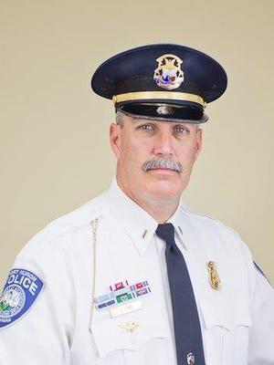 Lt. Scott Pike