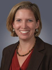 Jennifer Rumsey is a vice president and the chief technical officer at Cummins Inc.