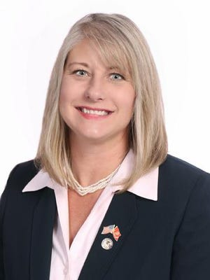 Photo of state Rep. Stephanie Kifowit, D-Aurora, from the Illinois House Democratic Caucus.