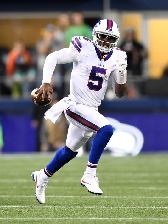 NFL: Buffalo Bills at Seattle Seahawks