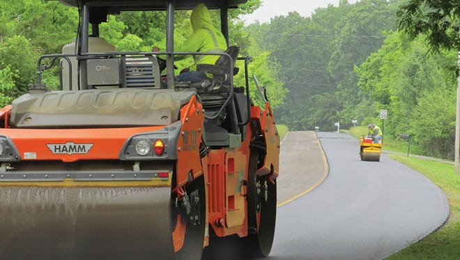 Fairview streets may see more paving projects as proposed in the City's 2017-18 budget.