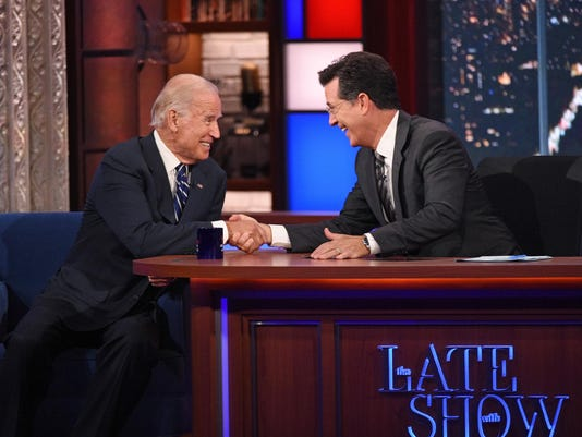 TV The Late Show with Stephen Colbert