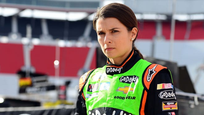 Danica Patrick finished 18th at Sunday's Food City 500 at Bristol Motor Speedway.