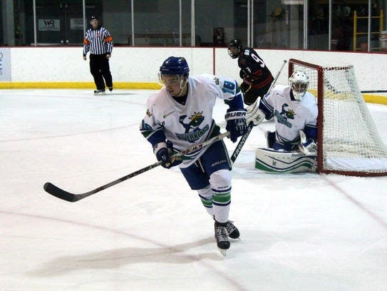 The Wisconsin Rapids Riverkings will play at 7:30 p.m.