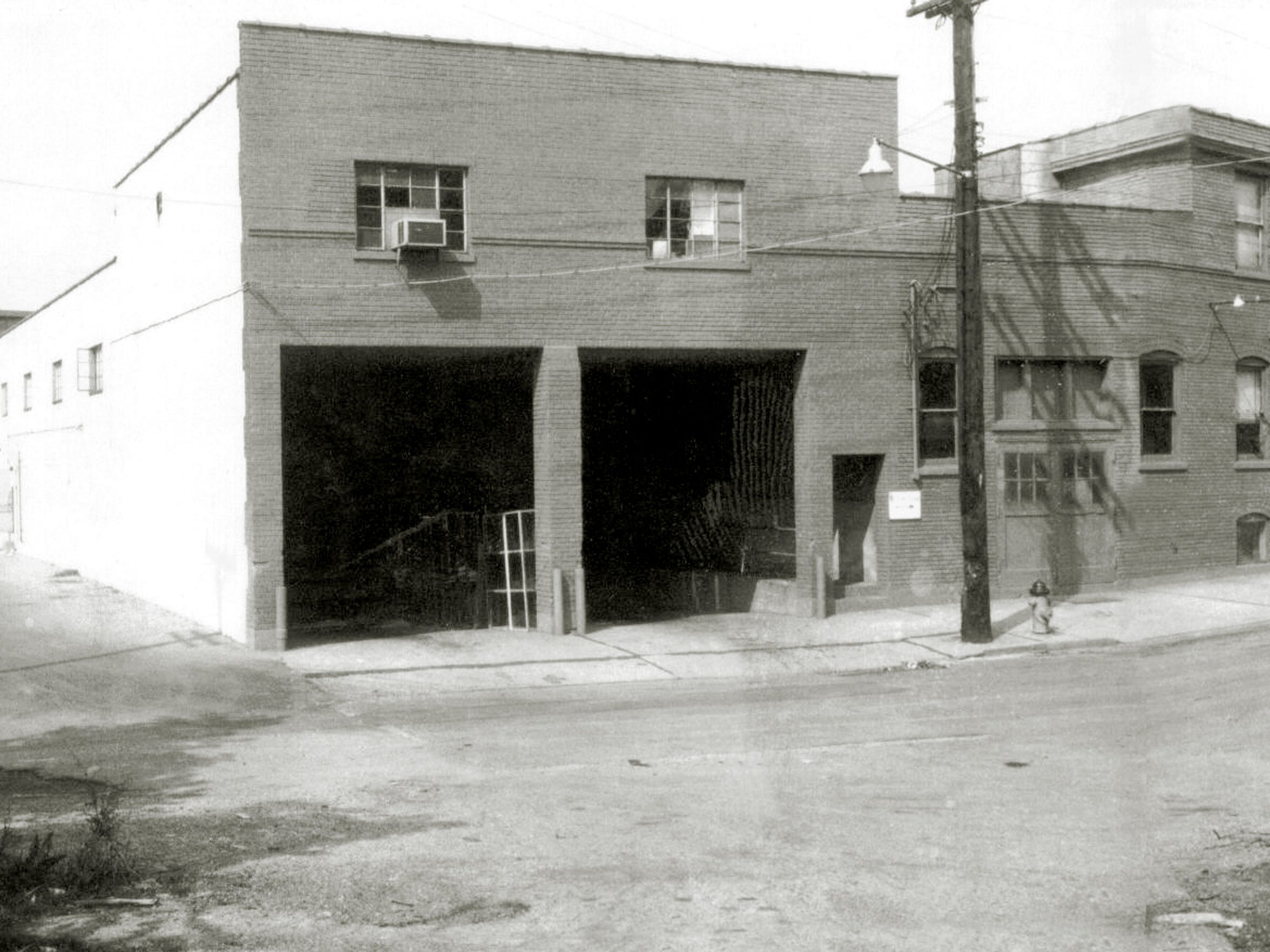 The original King Records headquarters was at an old ice factory at 1540 Brewster Ave. in Evanston.