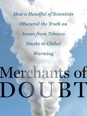 """Salem Progressive Film Series returns with """"Merchants of Doubt"""" for a ninth season at 7 p.m. Tuesday, Sept. 15, at the Historic Grand Theatre, 191 High St. NE."""