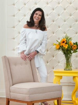 Mandy Vine is this week's Stylemaker.