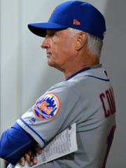 Terry Collins may not be with the Mets next season,