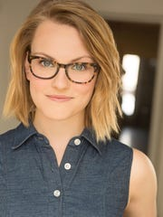 """Kerstin Anderson performed with Lyric Theatre in Burlington and in South Burlington school productions before making her Broadway debut in """"My Fair Lady."""""""