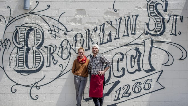 Co-owners Deveri Gifford, left, and Jason Yates opened Brooklyn Street Local before the prices started to escalate as Corktown became one of the places to be.