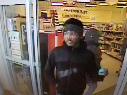 Detroit police are seeking tips to find two people