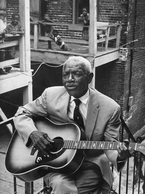 "Furry sings the blues: The master Memphis musician is the focus of ""Furry Lewis & the Bottleneck Guitar Story,"" which screens Sunday at Playhouse on the Square."