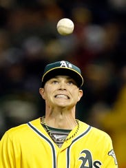 Sonny Gray posted a combined 28-17 record and 2.91