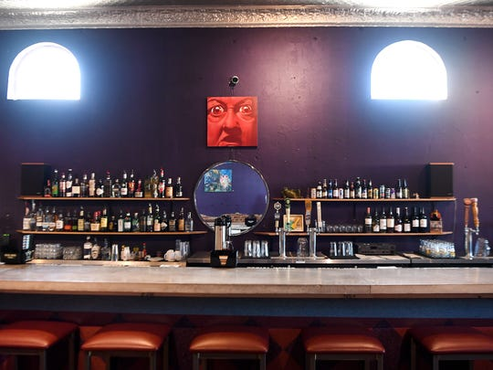 The Malvern is now open in West Asheville serving a full menu of cocktails and a small food menu to start with appetizers, salads, sandwiches and limited entrees.