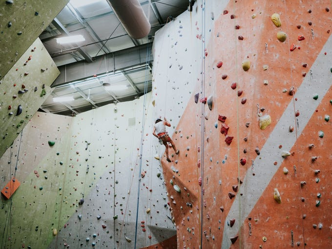 Climb Murfreesboro at Parkside is slated to open in