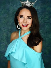 2016 Miss Wisconsin Courtney Pelot