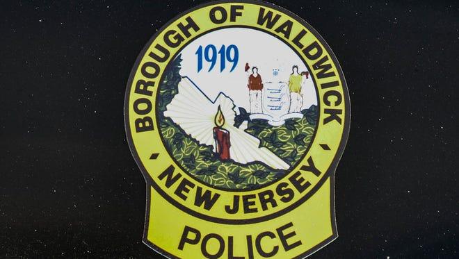 Waldwick, NJ, police crest