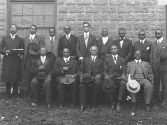 """The Union County Board of Chosen Freeholders is pleased to present """"Snapshots … Black History in Plainfield,"""" an exhibit of 20 photos and text, curated and written by Plainfield Public Library's Local History Department, headed by archivist Sarah Hull."""