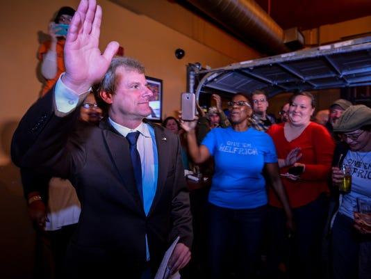 Helfrich wins York Mayor race