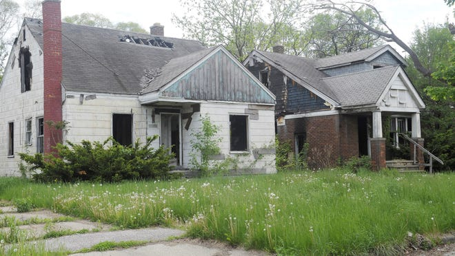 Of the 65,000 foreclosured properties in Detroit since 2005, at least 13,000 currently are slated for demolition at a projected cost of $195 million, The Detroit News found.