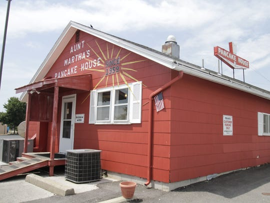 After 55 years in business, Aunt Martha's Pancake House closed in October 2015.