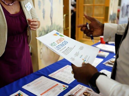 Unemployment benefits-AP