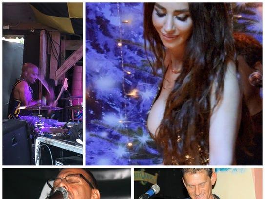 Hella Ayelet Gal, lead singer of HellAlicious, was