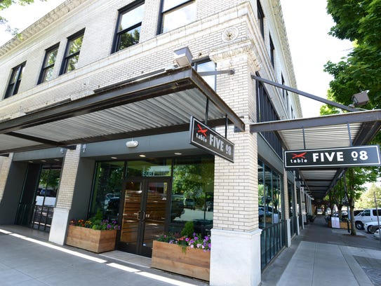 Table Five 08, located at 508 State St., scored a perfect