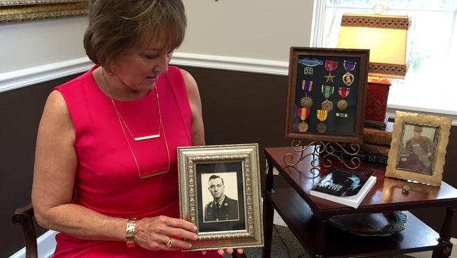 Marilyn Evers, the sister of Robert Crews who was killed in action in 1968, shares his story.