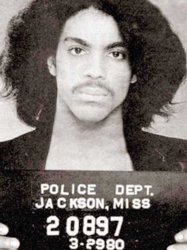 Prince's Jackson police mugshot likely a fabrication