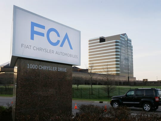 Fiat Chrysler Automobiles' world headquarters in Auburn