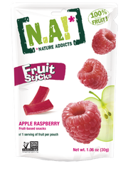 Nature Addicts Fruit Sticks