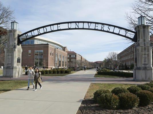 LAF Purdue campus