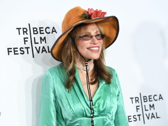 Carly Simon is all smiles at the the Opening Night